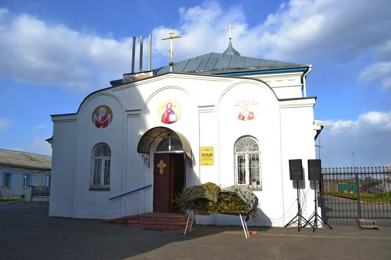 верба, освячення, храм святої Покрови