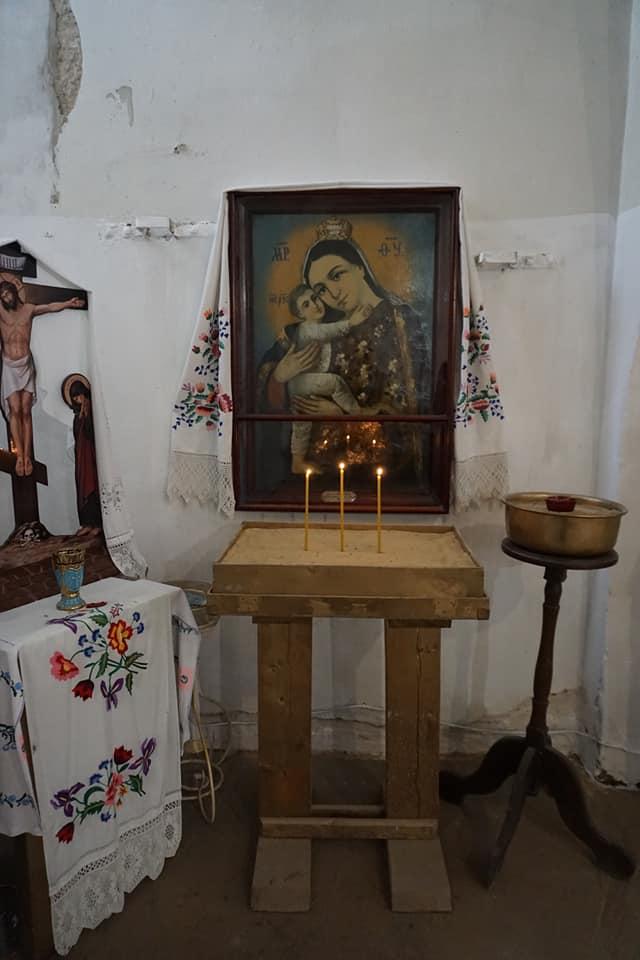 Ніна Матвієнко, храм, ікона, Януарій