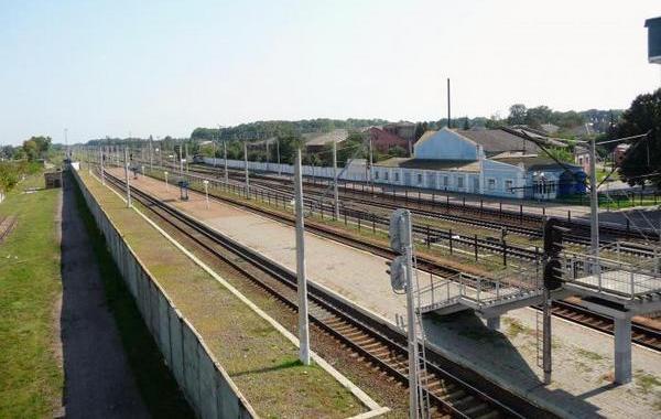 Травма, міст, вокзал