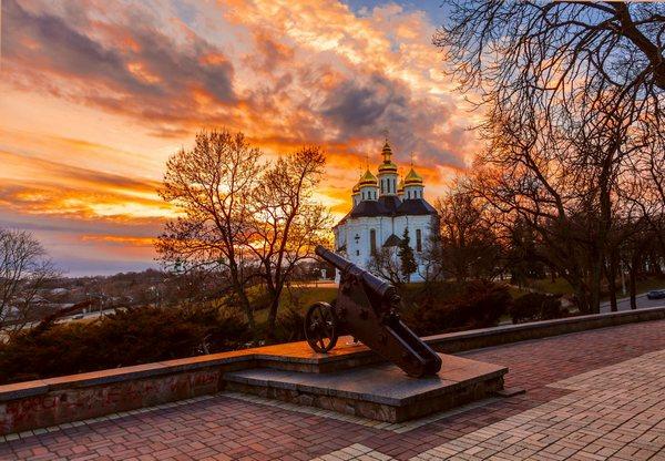 Чернігів, туризм