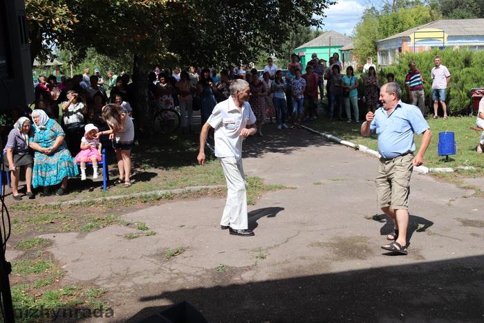 Кунашівка, святкування, день села