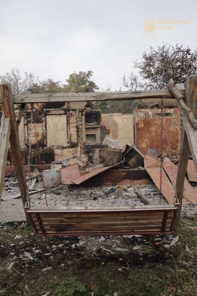 наслідки, руйнування, вибухи, 6 арсенал