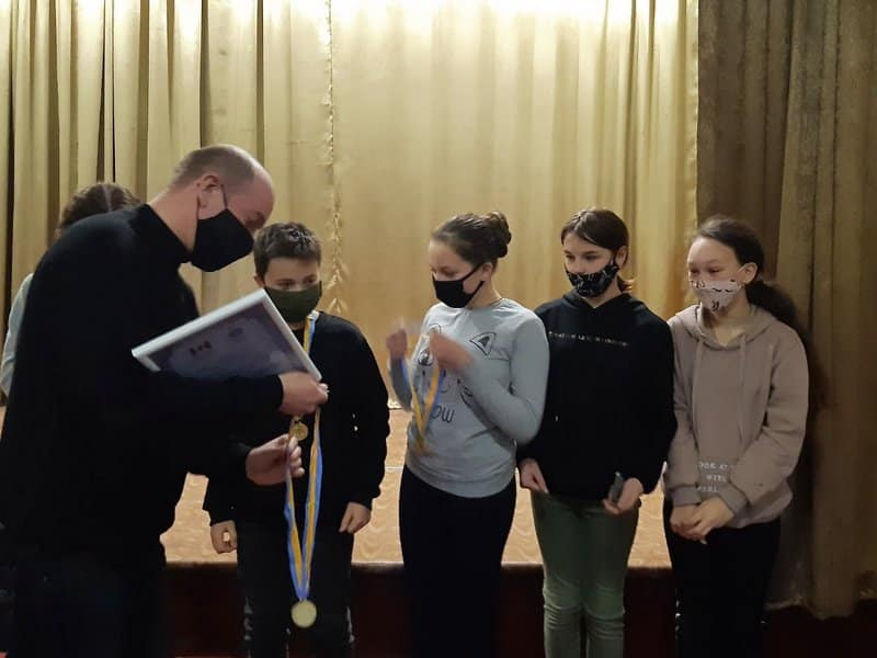Ніжин, ЗОШ №4, Олег Манойленко, конкурс, нагородження