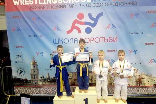 дзюдо, Всеукраїнський турнір