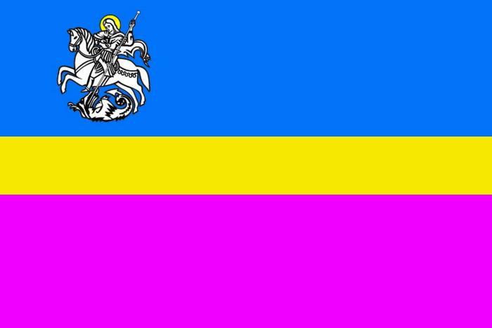 символіка Ніжина, герб, прапор, хоругва