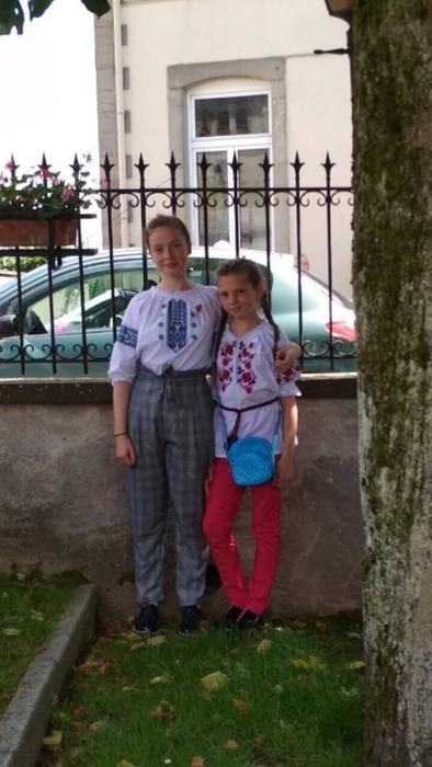 Стажування, Франція, школярі