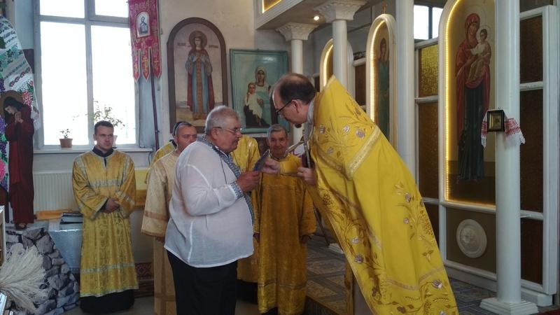 іменини, Петро і Павло, Покровська церква
