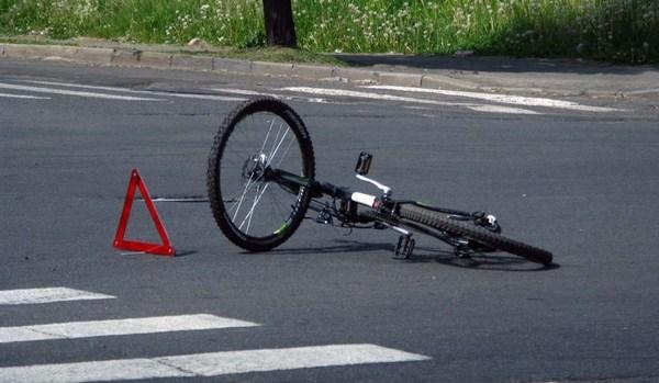 ДТП, велосипедист, автомобіль