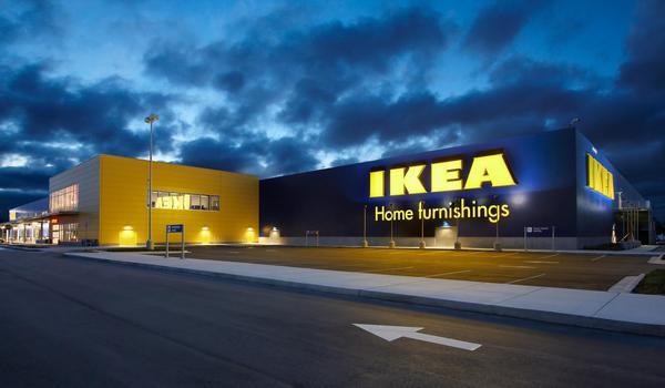 IKEA, магазин