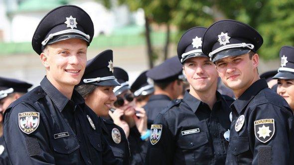 поліція, вакантні посади