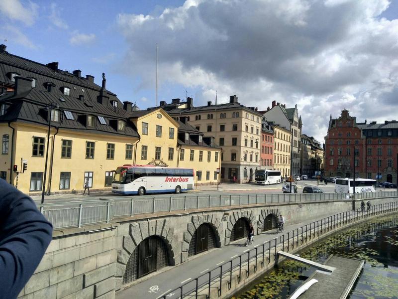 Сурков, Швеція