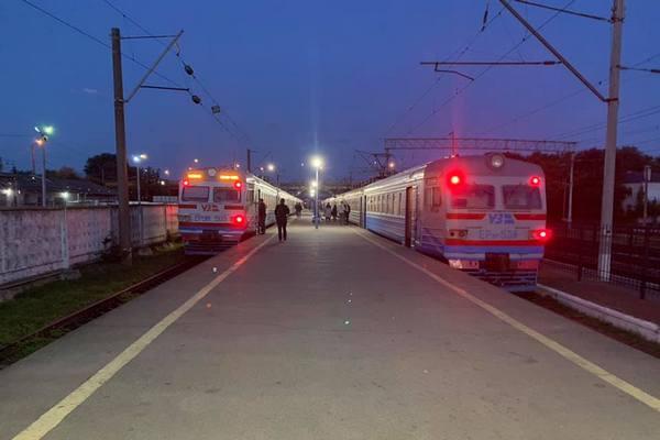електрички, Укрзалізниця, червона зона, Григоро-Іванівка