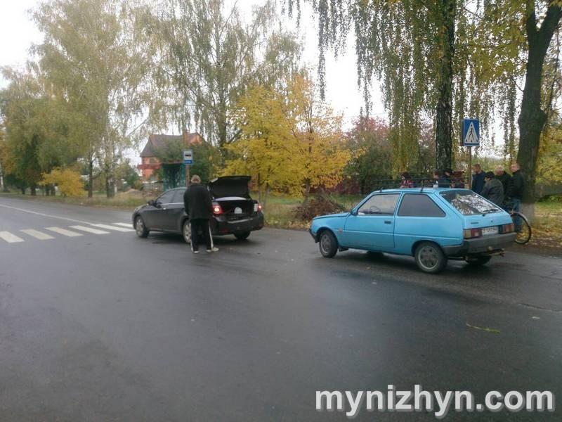 ДТП, Гуньки