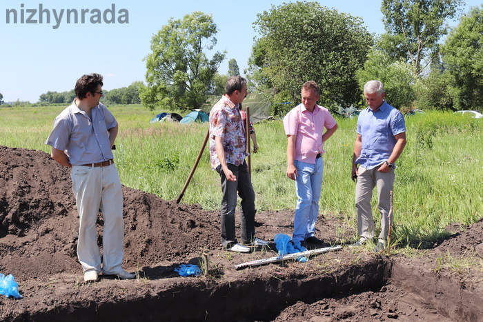 археологія, польовий семінар