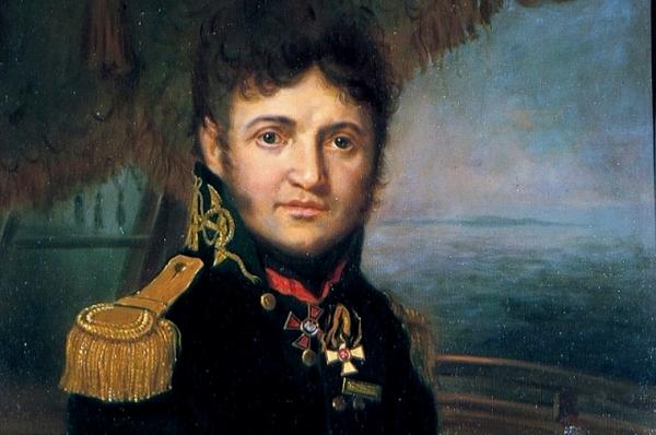 Юрій Лисянський, музейна кімната