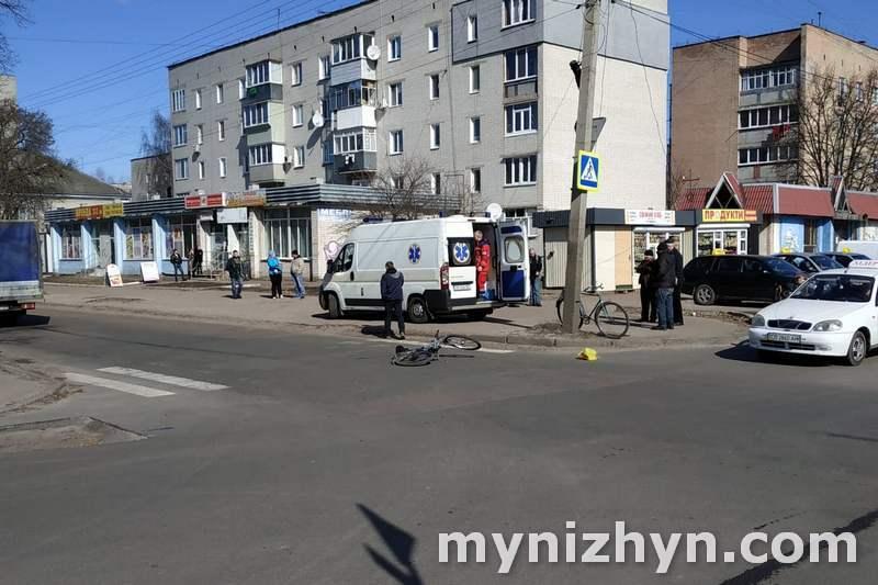ДТП, Синяківська