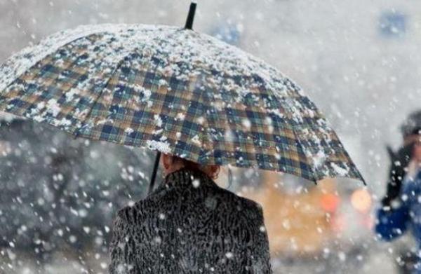 Погода, вітер, штормове попередження