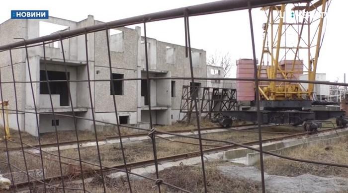 багатоповерхівка, недобудова, вкладники, вулиця Чехова