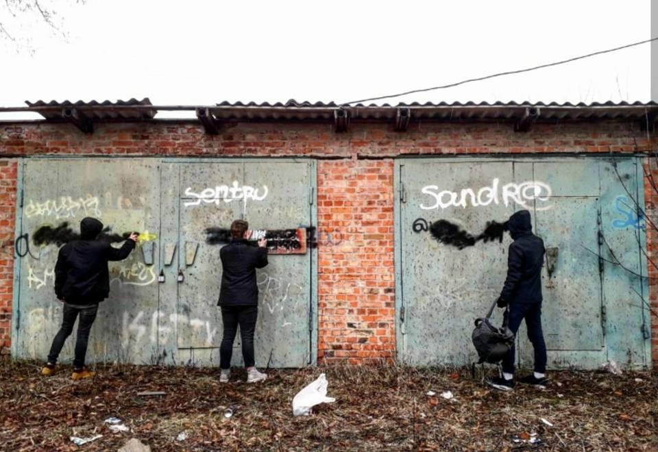 активісти, С14, наркотики, реклама, боротьба