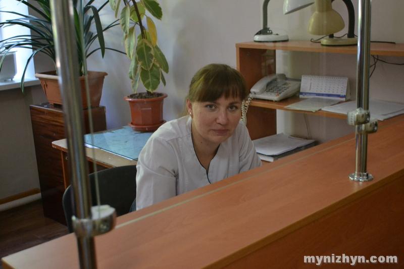 День медичного працівника, Ніжин, лікарня