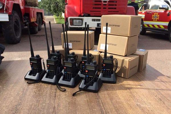 Ніжинські рятувальники, нове обладнання