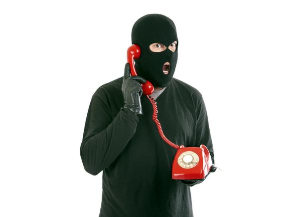 Аферисти, телефон