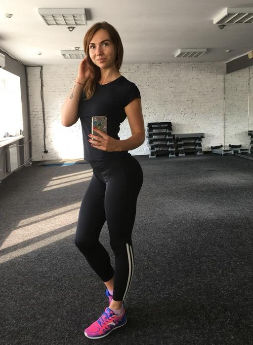 Марина Кужель, тренер