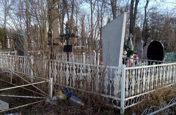 кладовище, закриття, вулиця Прилуцька