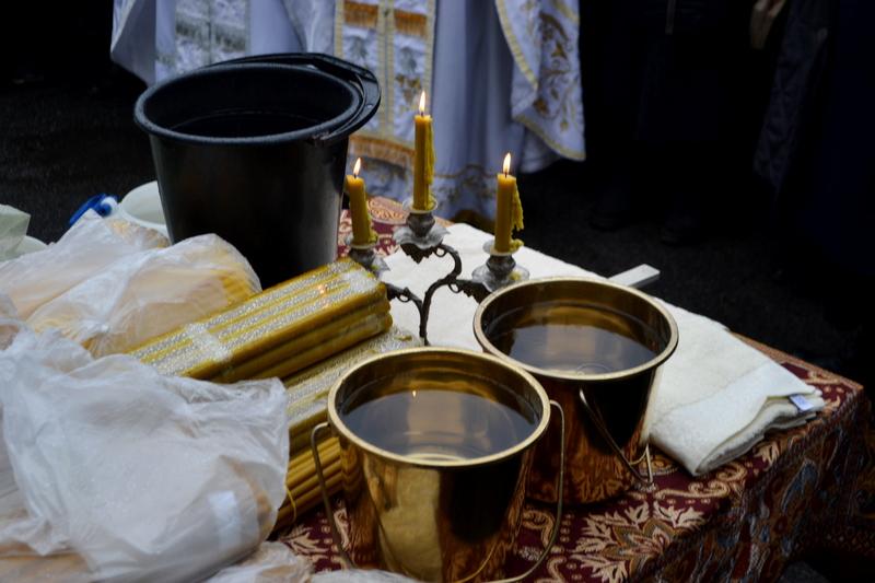 Стрітення Господнє, свято, Покровський храм
