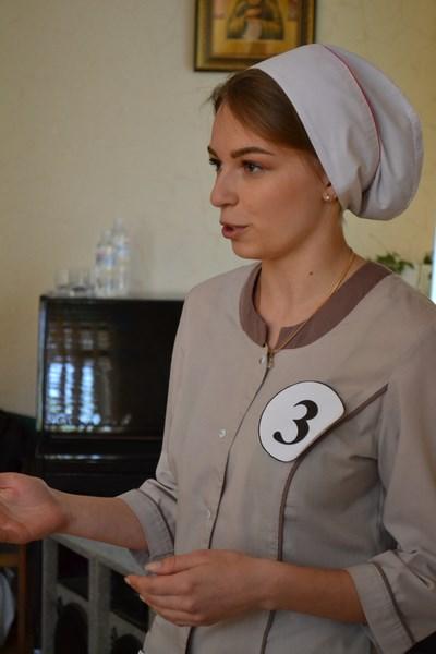 Медична сестра, районна лікарня
