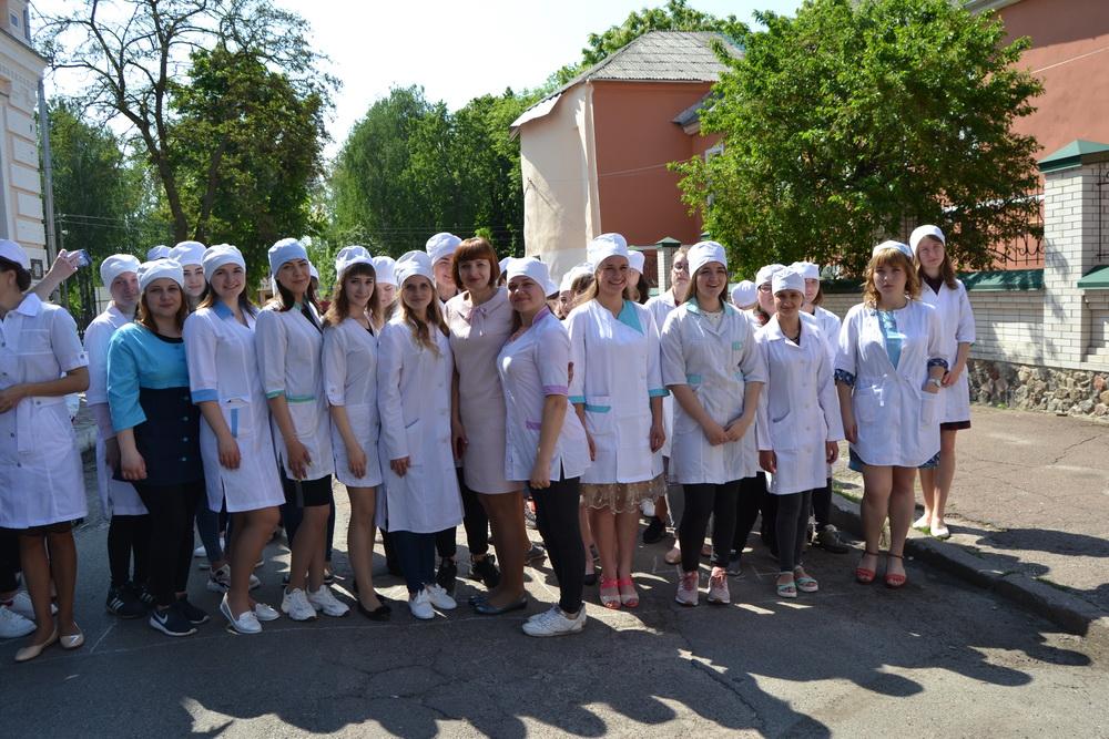 медичний коледж, День медичної сестри