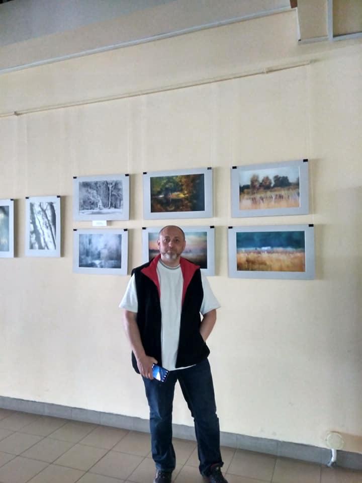 Ніжинська гільдія митців, виставка
