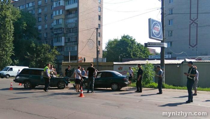 ДТП, вулиця Шевченка