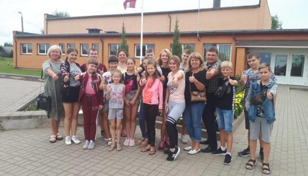 діти, Ніжин, Латвія, відпочинок