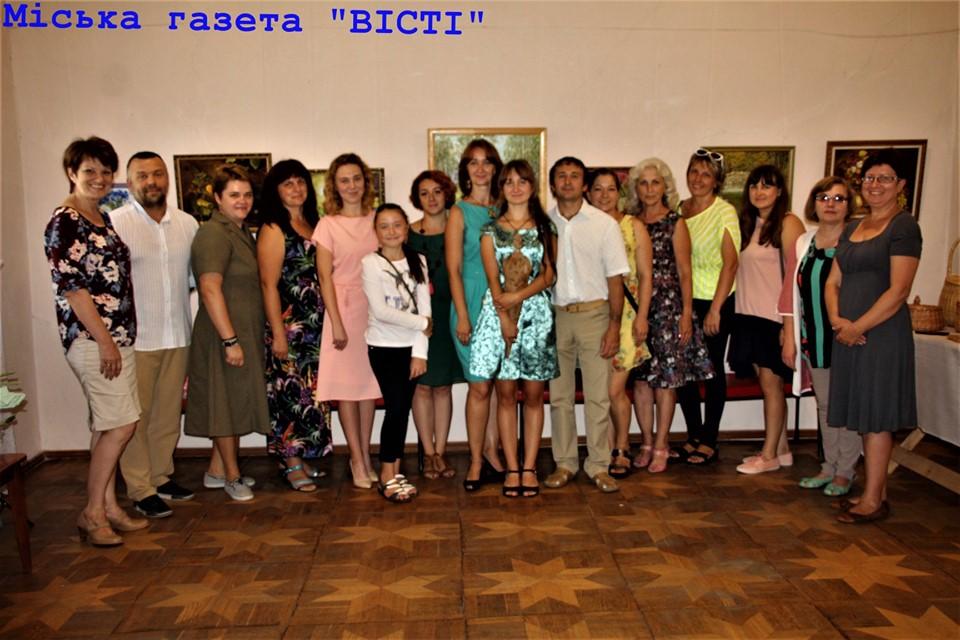митці, сім'я, Старостенки, виставка, музей