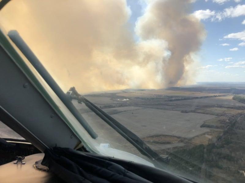 пожежі, рятувальники, Ніжинський спеціальний авіаційний загін, Іван Коробка