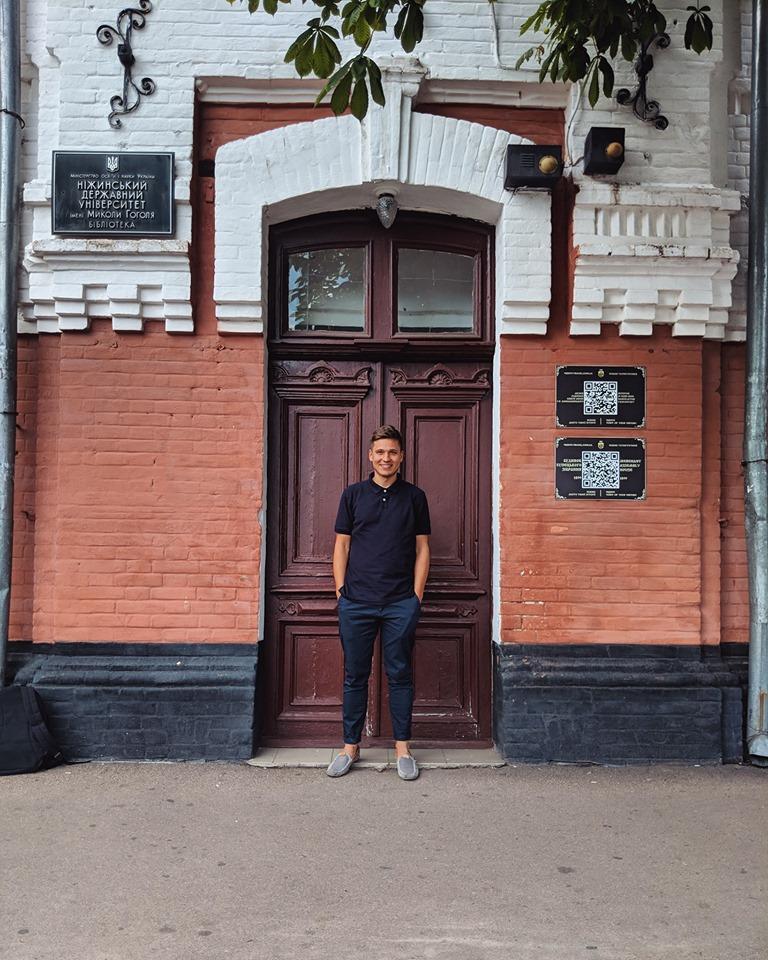 воркшоп, Ніжин, блогери, туризм