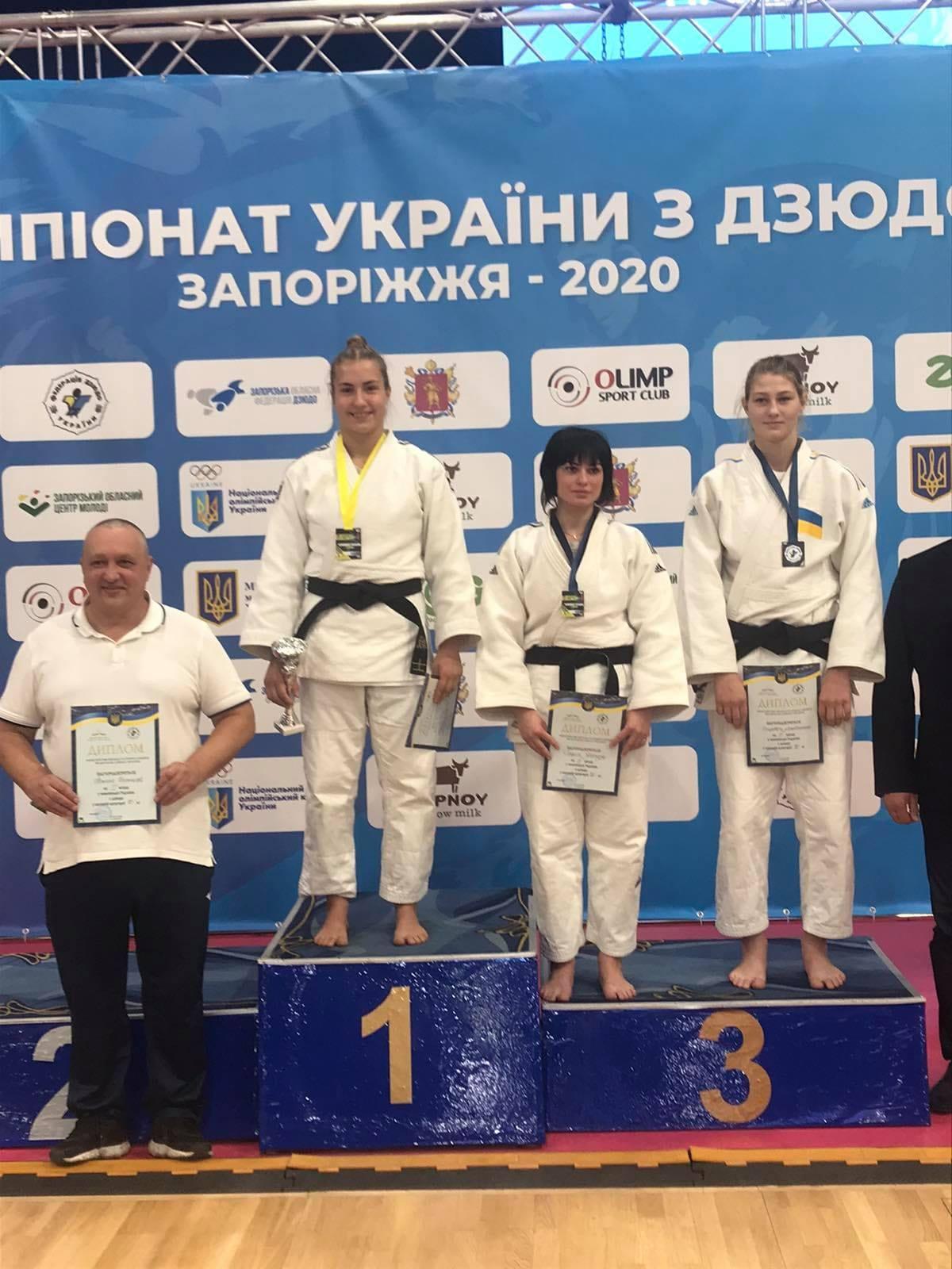 чемпіонат, дзюдо, Наталія Чистякова, перемога