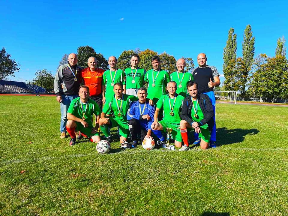 турнір, футбол, ветерани