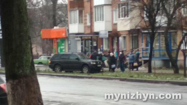 ДТП, Московська, збита людина