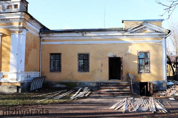 ремонт, музей, родина Макарових, Микола Гоголь, світлиця, хол