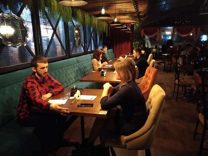 Швидкі побачення, Ніжин, Ніжинський молодіжний центр, Анжела Тимченко, ЛіМ