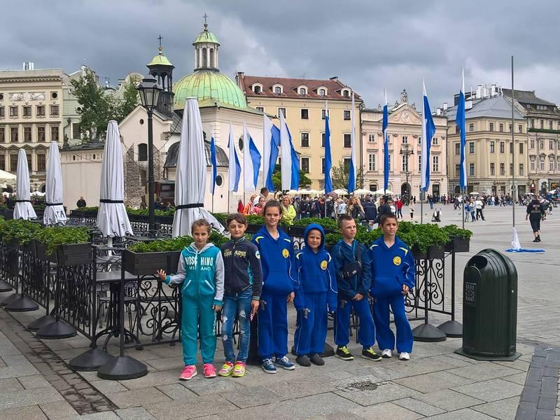 Дзюдоїсти, Міжнародний турнір з дзюдо, Бохня, Польща