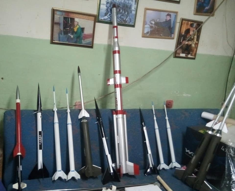Ніжинська СЮТ, змагання, ракетомоделісти