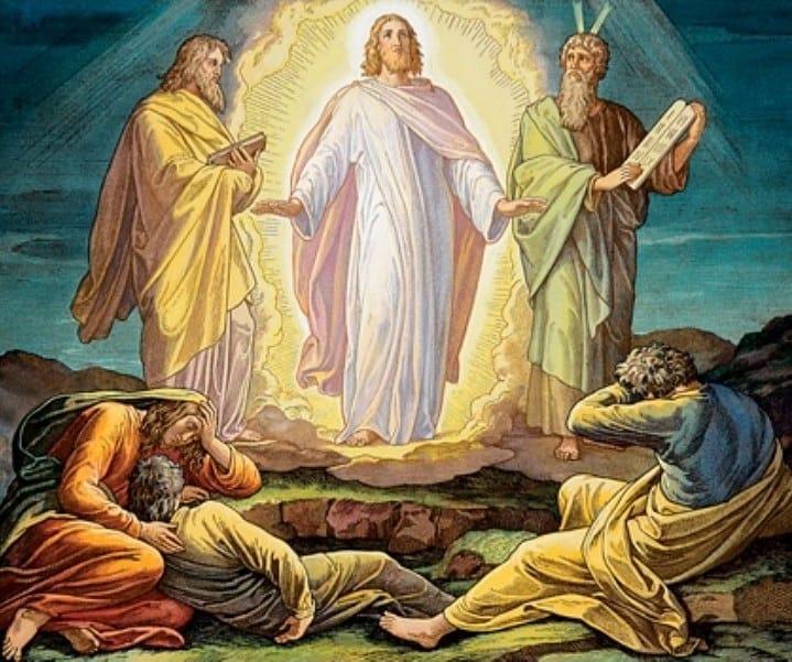 Яблуневий Спас, Преображення Господнє, свято