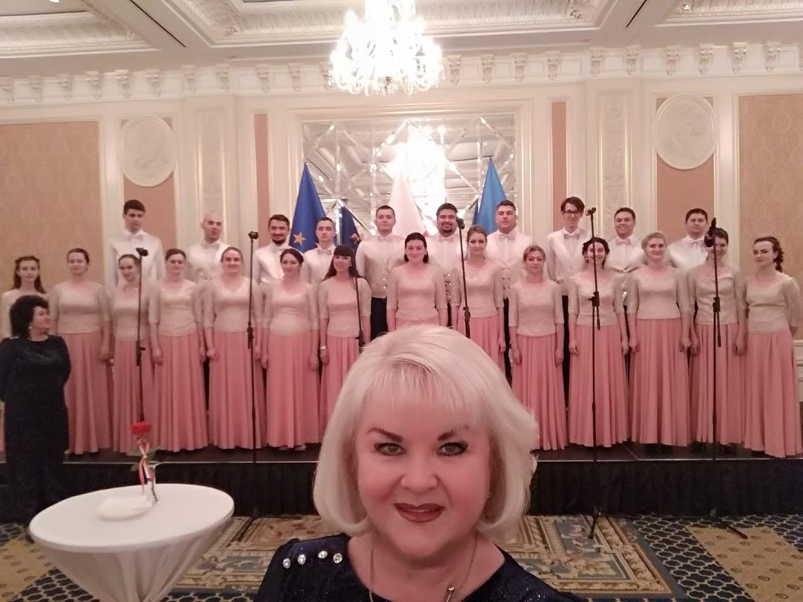Польща, хор «Світич», мистецтво
