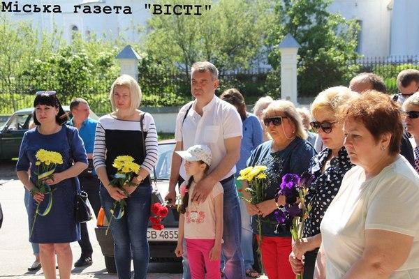 вшанування, п'ять жертв політичних репресій