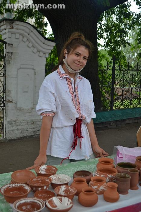гончарство, майстер-клас, Гоголівська