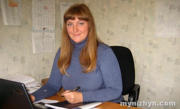 Наталія Довгаль, ландшафтний дизайнер, Ніжин