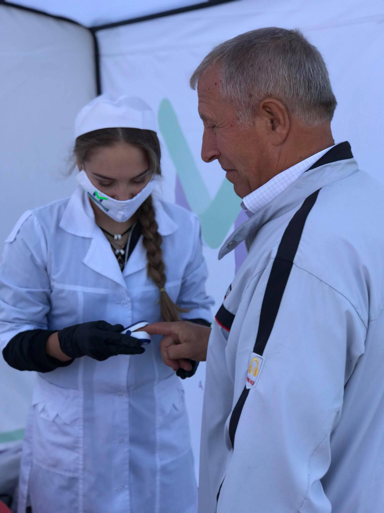 Олександр Кодола, здоров'я, акція